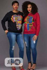 Customized Ankara African Map Sweatshirts/T Shirts | Clothing for sale in Lagos State, Lagos Mainland