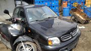 Nissan Micra 1999 Black   Cars for sale in Lagos State, Apapa