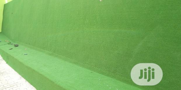 Green Artificial Turf For Walls
