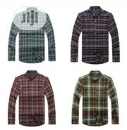 Polo Ralph Long Sleeve Checkered Shirt | Clothing for sale in Lagos State, Lagos Island