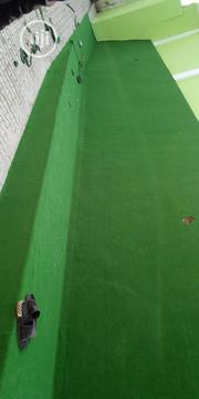 Green Indoor Artificial Wall Grass | Landscaping & Gardening Services for sale in Lagos State, Ikeja