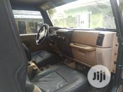 Jeep Wrangler 2000 2.5 Green | Cars for sale in Lagos State, Ajah