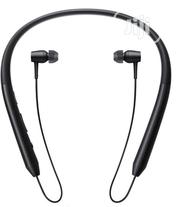 Audiolux Voice Assist Wireless Neckband Headset | Accessories for Mobile Phones & Tablets for sale in Rivers State, Port-Harcourt