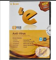 Escan Anti-virus For Home User 1 User 1 Year | Software for sale in Lagos State, Ikeja
