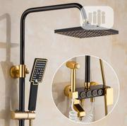 Black And Gold Standing Shower Mixer   Plumbing & Water Supply for sale in Kaduna State, Kaduna North
