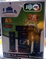 Original Michellever a Ch High Definition Multimedia | Audio & Music Equipment for sale in Lagos State, Magodo