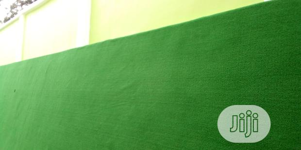 Artificial Grass For Wall   Square Shaped