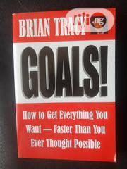 Goal's By Brian Tracy | Books & Games for sale in Lagos State, Lagos Mainland