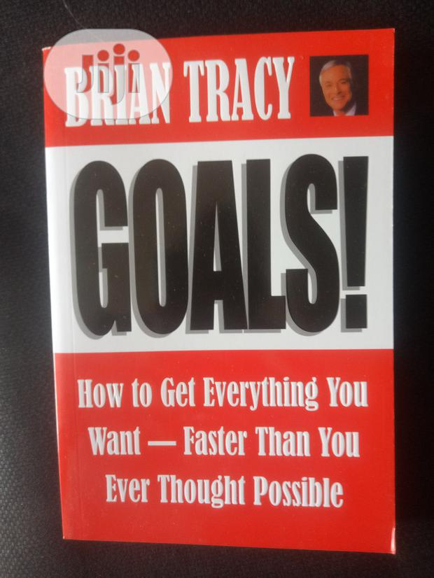 Goal's By Brian Tracy