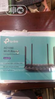 Tplink Ac1200 Dual Band Wifi Router Archer C6 | Networking Products for sale in Lagos State, Ikeja