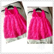 Pink Party Dress | Children's Clothing for sale in Lagos State, Yaba