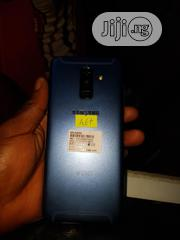 Samsung Galaxy A6 64 GB Blue | Mobile Phones for sale in Lagos State, Victoria Island