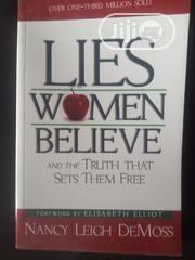 Lies Woman Believe | Books & Games for sale in Lagos State, Lagos Mainland