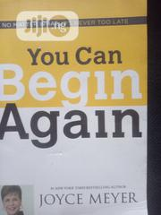 You Can Begin Again | Books & Games for sale in Lagos State, Lagos Mainland