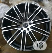 22 Inch Alloy Wheel For Mercedes Benz | Vehicle Parts & Accessories for sale in Lagos State, Ikeja