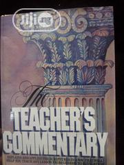 The Teachers Commentry | Books & Games for sale in Lagos State, Lagos Mainland