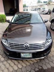 Volkswagen CC 2014 Brown   Cars for sale in Lagos State, Yaba