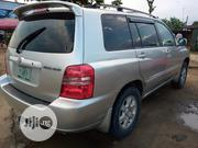 Toyota Highlander 2003 Silver | Cars for sale in Akwa Ibom State, Uyo