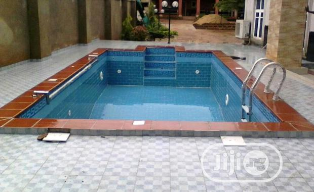8m By 5m Constructed Pool