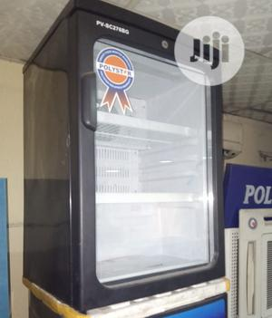 ✓ Polystar Bar Display Fridge Cool Chiller Showcase 2 Step+Auto Start