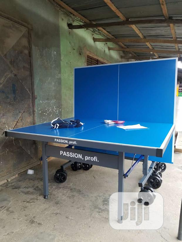 Passion Outdoor Table Tennis