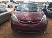 Toyota Sienna 2008 LE Red | Cars for sale in Abuja (FCT) State, Kubwa