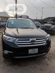 Toyota Highlander Limited 2012 Black | Cars for sale in Lagos State, Surulere