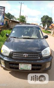 Toyota RAV4 2003 Automatic Black | Cars for sale in Lagos State, Lagos Mainland
