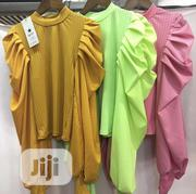 Ruffle Hand Top | Clothing for sale in Lagos State, Lagos Island