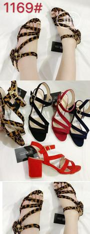 Block Heel Sanders for Ladies/Women Available in Different Sizes | Shoes for sale in Lagos State, Magodo