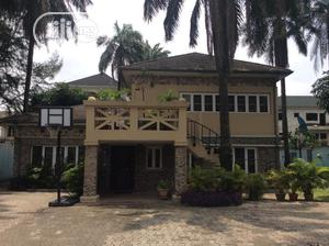 Ikoyi 5 Bed Detached Duplex With Lots Of Green Area On 750sqm
