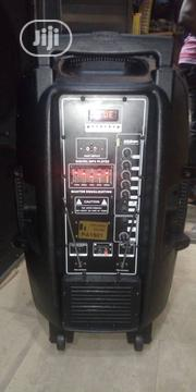 15inches Public Address System   Audio & Music Equipment for sale in Lagos State, Ojo