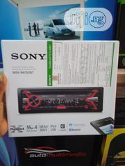 Original Sony CD With Bluetooth And iPod,USB, Auxillary,Etce | Vehicle Parts & Accessories for sale in Lagos State, Lagos Island