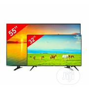 Hisense 55-inch Smart Full HD Television 55k305 (New Model) -black +32 | TV & DVD Equipment for sale in Abuja (FCT) State, Maitama