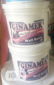 Ginamek Satin Paints 4lt | Manufacturing Services for sale in Abuja (FCT) State, Kubwa