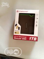 Transcend 1TB External Hard Drive   Computer Hardware for sale in Lagos State, Ikeja