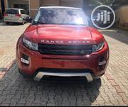 Land Rover Range Rover Evoque 2015 Red   Cars for sale in Lagos State, Ajah