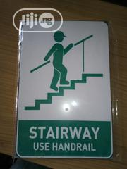 Use Handrail. | Safety Equipment for sale in Lagos State, Orile