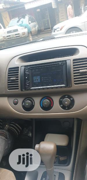 Toyota 2.4 Camry DVD And Camera