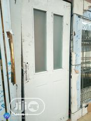 American Panel Door With Glass White Color | Doors for sale in Lagos State, Orile