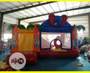 500cm By 500cm Bouncing Castle Combo For Sale | Toys for sale in Lagos State