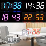 3D Led Clock | Home Accessories for sale in Lagos State, Lagos Mainland