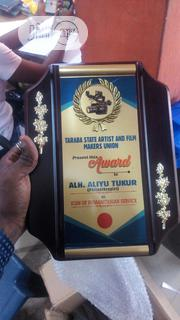 Wooden Plaque Award | Arts & Crafts for sale in Lagos State, Surulere