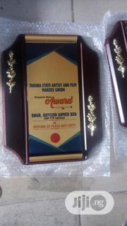 Wooden Plaque Award | Arts & Crafts for sale in Abuja (FCT) State, Wuse