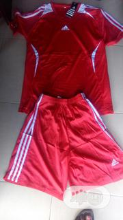 Adidas Set Of Football Jersey | Sports Equipment for sale in Abuja (FCT) State, Wuse 2