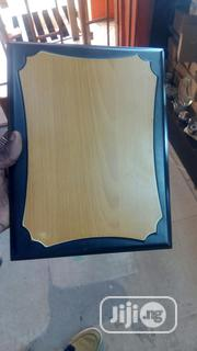 Wooden Plaque Award | Furniture for sale in Lagos State, Ikeja