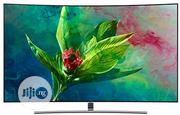 Samsung 65 Inch QLED 4K Curved TV - 65Q8CNA | TV & DVD Equipment for sale in Lagos State, Lekki Phase 1