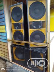 Speaker Box (Well Built) | Audio & Music Equipment for sale in Oyo State, Ibadan North