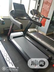 Brand New American Fitness 7hp Commercial AC Motorised Treadmill. | Sports Equipment for sale in Lagos State, Surulere