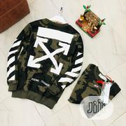 Quality Off White Men's Sweatshirt | Clothing for sale in Lagos State, Lagos Island